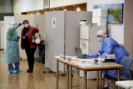 Las cifras del coronavirus en España a 2 de diciembre