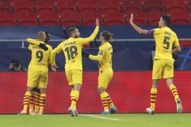 El Barcelona no da opciones al Ferencváros