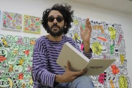 Albert Pinya: «Donde me siento más cómodo es entre la inmundicia»