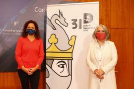 Catalina Cladera y Teresa Suárez