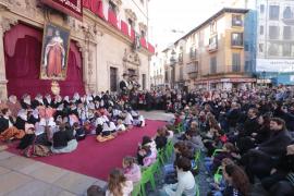 La celebración de la Festa de l'Estendard no estará abierta a la ciudadanía por la COVID-19