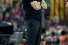 Vilanova, sobre Mou: «Si hablamos de los  árbitros que sea de todo, no de lo que interesa»