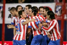 Falcao lanza al Atlético