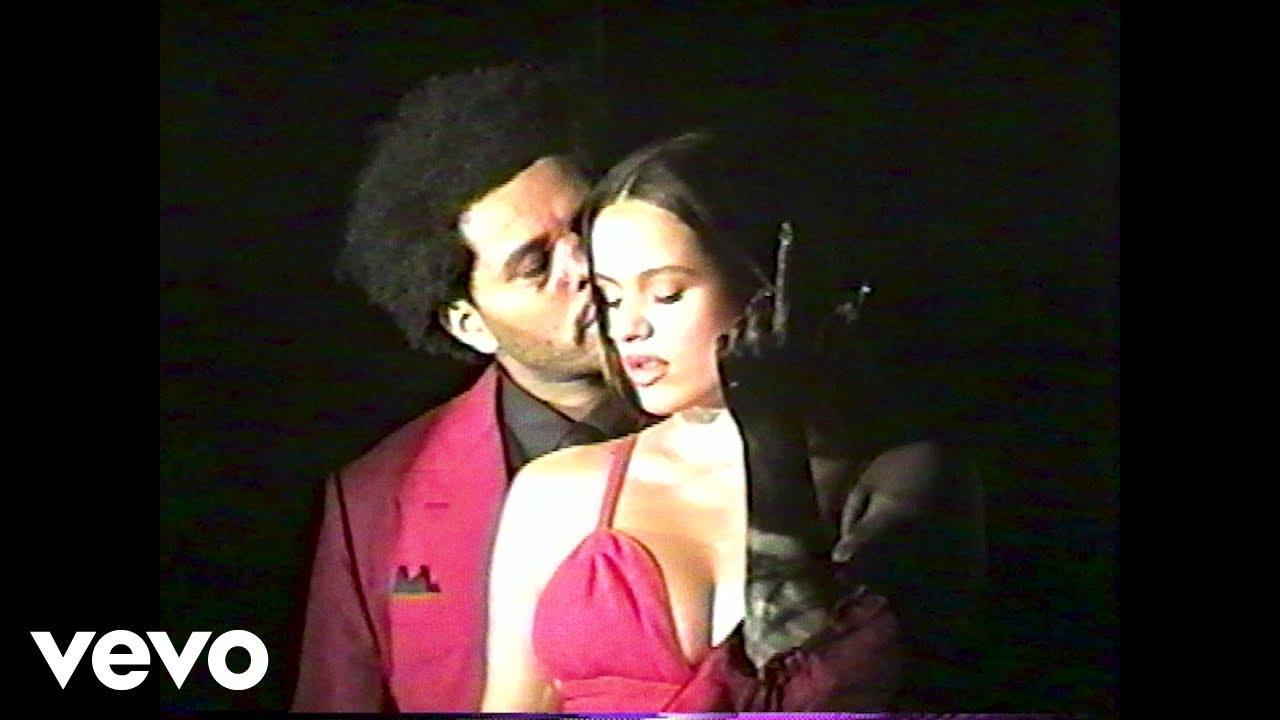 Polémica por el remix de Rosalía y The Weeknd de 'Blinding Lights'