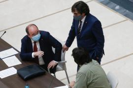 Iceta: «No pactaremos ni apoyaremos a ERC mientras priorice la independencia»