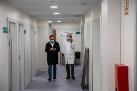 Las nuevas consultas externas del Hospital General atenderán a los primeros pacientes a partir del 9 de diciembre