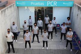 El Urbia U Energia Voley Palma confirma cuatro positivos más