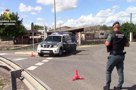 Tres detenidos por tráfico de drogas en Ses Salines y Alcúdia