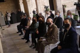 Armengol pide que «la Constitución se aplique con más ambición y espíritu reformista»