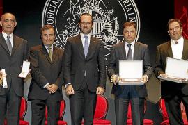 Entrega de los Premios 2012 de la Cámara de Comercio