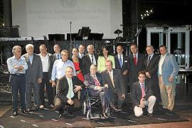 Emotivo homenaje en Tito's a Pedro Vidal y Juan Manera