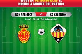 Así ha sido el Real Mallorca-Castellón