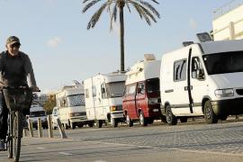 El uso de autocaravanas en Mallorca aumenta un 50 % en solo un año