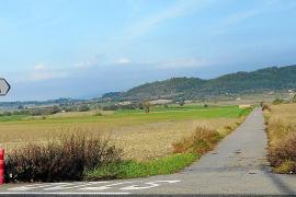 La red de vías públicas de Sant Joan se completa con más de sesenta caminos