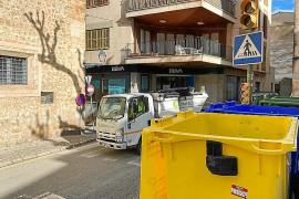 Suprimirán el 60 % de puntos de recogida de basura en Sóller como paso previo al puerta a puerta