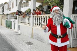 Papá Noel viaja seguro
