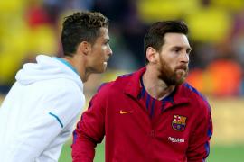 Leo Messi y Cristiano Ronaldo se vuelven a ver las caras con la primera plaza en juego