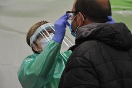 Los datos del coronavirus en Baleares a 8 de diciembre