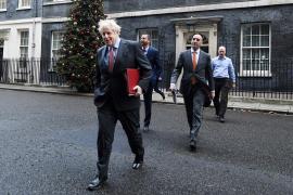 Boris Johnson ve «muy, muy complicadas» las negociaciones para lograr un acuerdo del Brexit