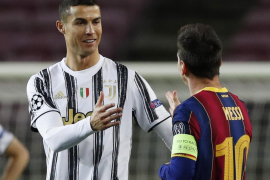 El Barcelona, goleado por la Juventus en casa