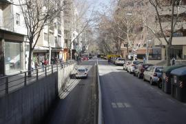 Entidades de Pere Garau proponen destinar el dinero de Nuredduna a una actuación que vaya desde Avingudes a Miquel Dolç