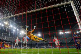 FC Salzburg v Atletico Madrid