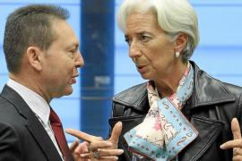El FMI teme que la prima de riesgo llegue a 750 puntos