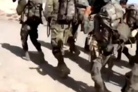 Echenique pide explicaciones a Defensa por el vídeo de unos soldados entonando una canción de la División Azul