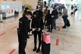 Baleares pedirá pruebas diagnósticas a los viajeros procedentes de la Península