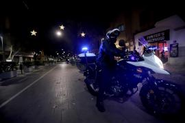 Sin incidentes en la primera jornada de toque de queda a las 22 horas en Mallorca