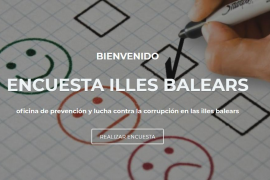 La Oficina contra la Corrupción lanza una encuesta a la ciudadanía de Baleares