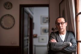 Sebastià Perelló, finalista del Premi Òmnium por su novela 'La mar rodona'