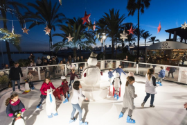 Cancelan el Christmas Market de Puerto Portals