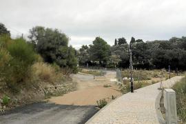 El Consell cede y permite a Selva dar carpetazo a la rotonda de la carretera de Lluc
