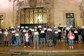 Los periodistas de Mallorca se unen ante su peor crisis