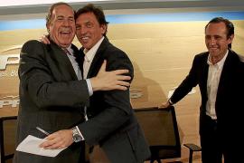 Rodríguez avisa a Isern que se presentará a la reelección como presidente del PP de Palma