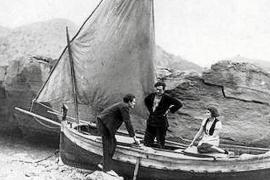 Un ciclo de cine alemán rescata dos filmes rodados en la Isla en los años 30