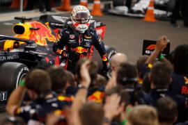 Verstappen reina en la fiesta final de Abu Dabi y Sainz se despide sexto de McLaren