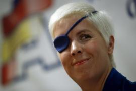 María de Villota: «Voy a aprovechar esta nueva oportunidad al 100%»