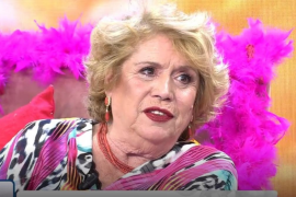 María Jiménez, muy dura con Isabel Pantoja: «¡Que se vaya al psicólogo!»