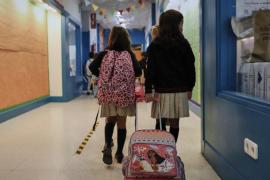 Cifras de contagios de coronavirus en los colegios