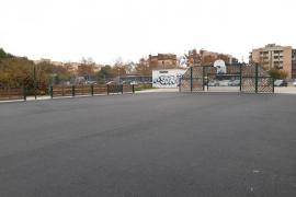 Cort invierte unos 48.000 euros en mejorar las pistas deportivas de Son Gibert