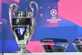 Así serán los octavos de final de Champions para los clubes españoles