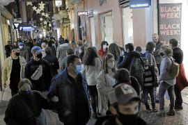 Mallorca, en riesgo extremo, sometida a las restricciones más duras desde el confinamiento