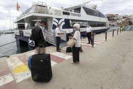 Formentera pide controles para los ciudadanos que viajen a las otras Islas en las fiestas
