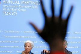 El FMI pide a la UE que dé «tiempo» a España para reducir el déficit