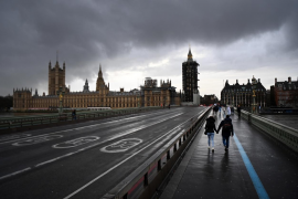 El Gobierno británico eleva al máximo el confinamiento en Londres