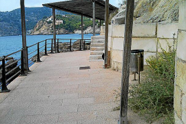 Costas autoriza al Ajuntament a efectuar el mantenimiento del paseo de Camp de Mar
