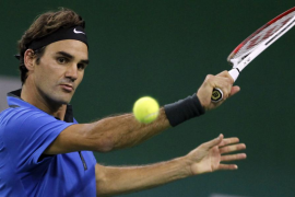 Federer y Murray repiten la final olímpica en Shanghái