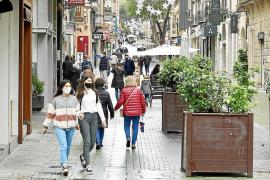 El pequeño comercio de Mallorca sufre una bajada de ventas del 60 % esta campaña de Navidad